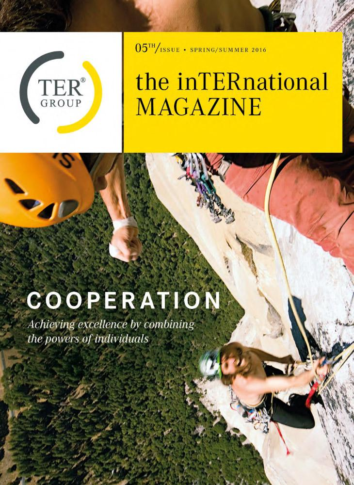 the inTERnational MAGAZINE (ENGLISH)